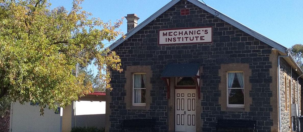 Binalong Mechanics Hall