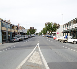 Main Street Yass Valley Invest