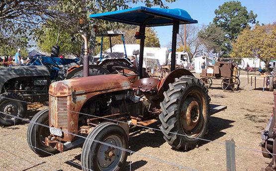 Work - Tractor