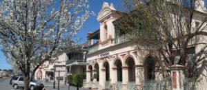 Yass Main Street - Old buildings