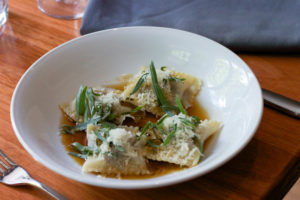 Agnolotti at Clementine