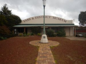 Historical Yass & District Museum