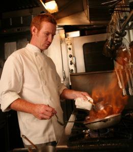 Adam Bantock - Clementine Restaurant owner chef