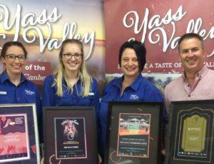 Yass Valley Tourism Team