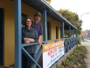Maryanne & Michael Devey - Win's Creek Meadery & Bindaree Bees Supllies