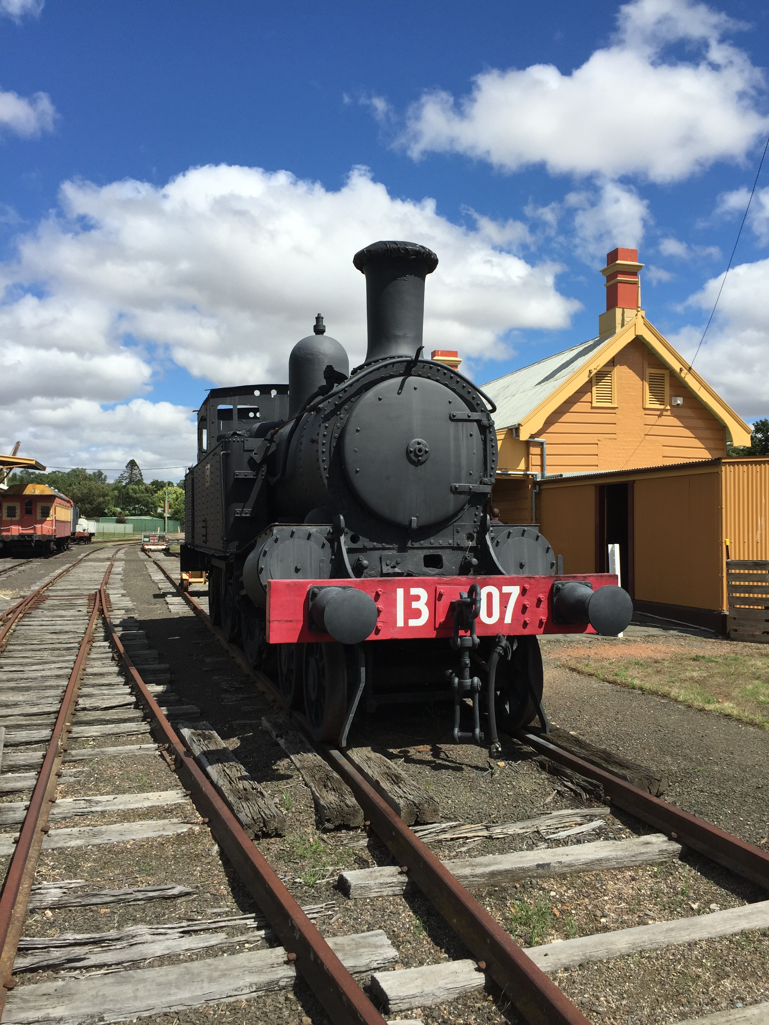 Image for Yass Railway Museum