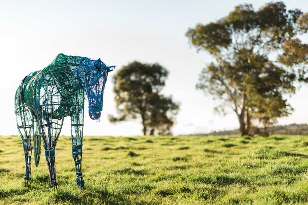 Sculpture in the Paddock
