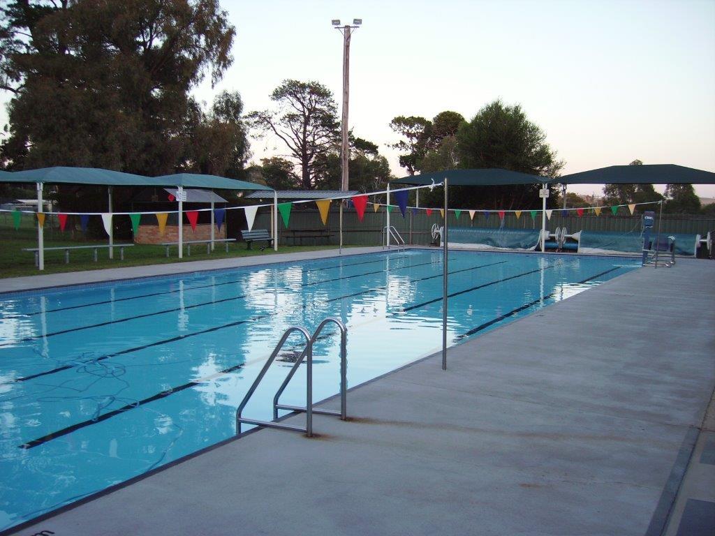 Image for Binalong Memorial Swimming Pool